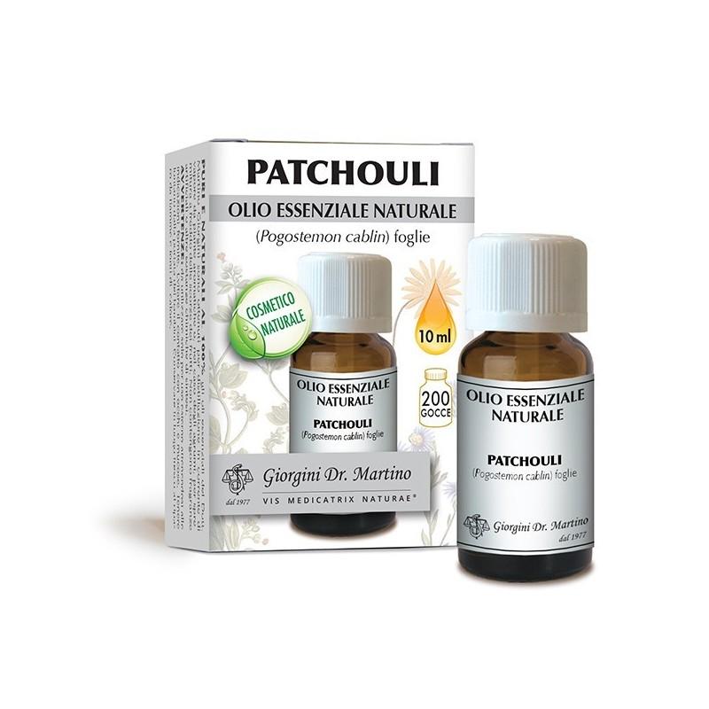 Patchouli Olio Essenziale 10 ml - Dr. Giorgini