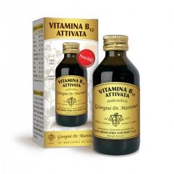 VITAMINA B12 ATTIVATA 100...