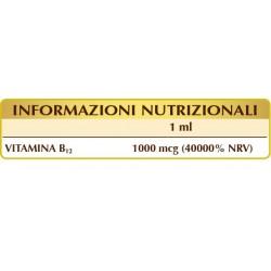 VITAMINA B12 ATTIVATA 100 ml liquido analcoolico - Dr. Giorgini