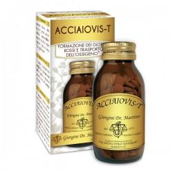 ACCIAIOVIS-T 180 pastiglie (90 g) - Dr. Giorgini