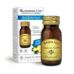 SAZIA FAST - UOMO 60 pastiglie (48 g) - Dr. Giorgini