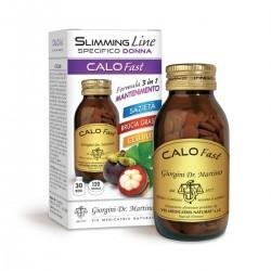 CALO FAST Donna 120 pastiglie (60 g) - Dr. Giorgini