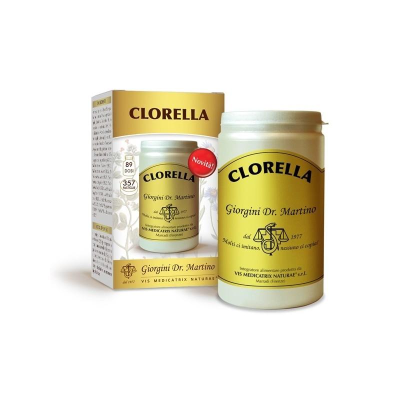 CLORELLA 357 pastiglie (200 g) - Dr. Giorgini