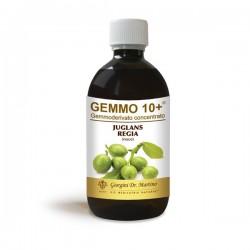 GEMMO 10+ Noce 500 ml Liquido analcoolico - Dr. Giorgini