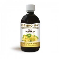 GEMMO 10+ Tiglio Argenteo 500 ml Liquido analcoolico...